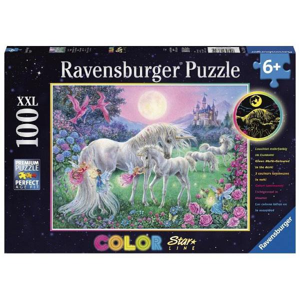 Ravensburger puzzle (slagalice) Jednorozi u prirodi RA13670 - ODDO igračke