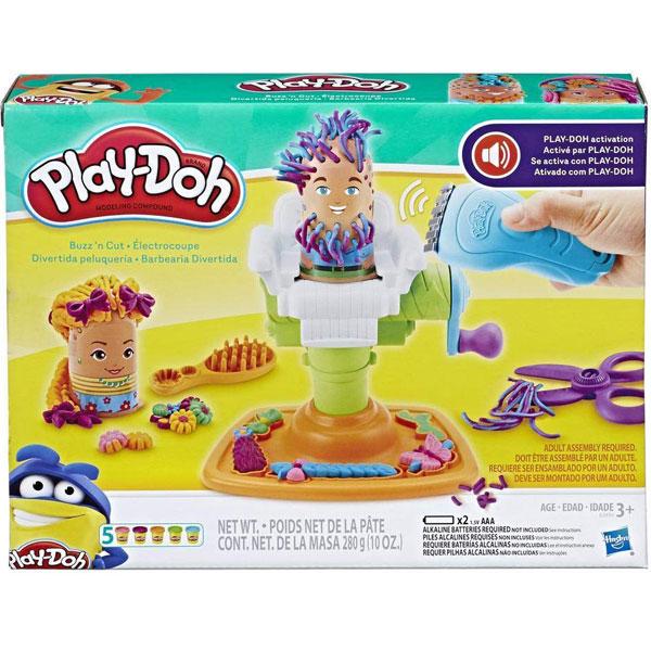 Plastelin PlayDoh Buzz N Cut E2930 - ODDO igračke