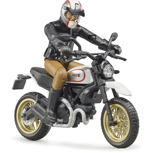 Motor Bruder Ducati Desert Sled sa vozačem 630515 - ODDO igračke