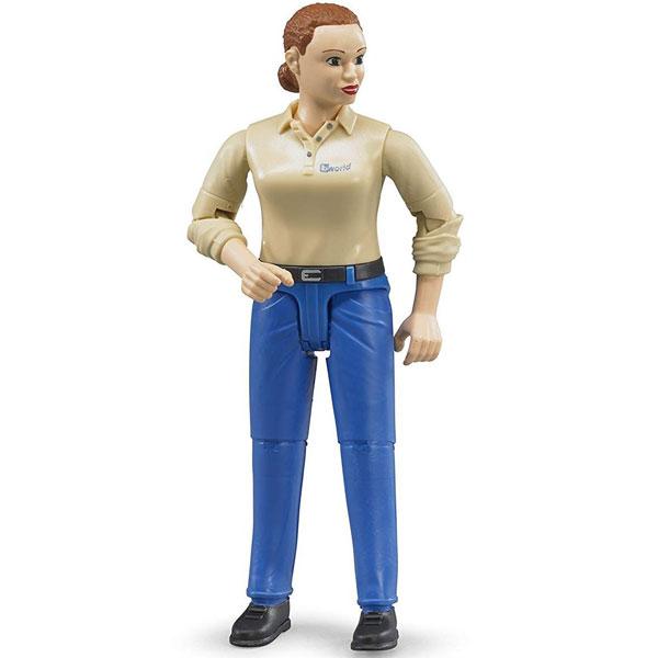 Figura Bruder žene 604080 - ODDO igračke