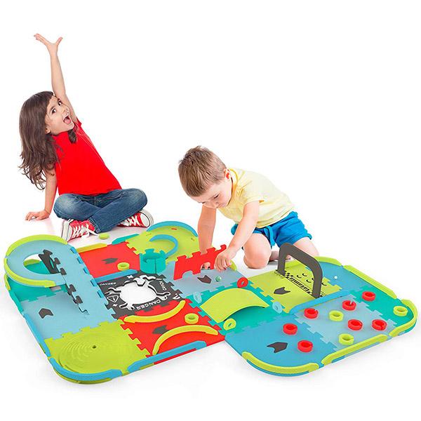 Mekane podne puzzle Napravi stazu 87 delova 21010 - ODDO igračke
