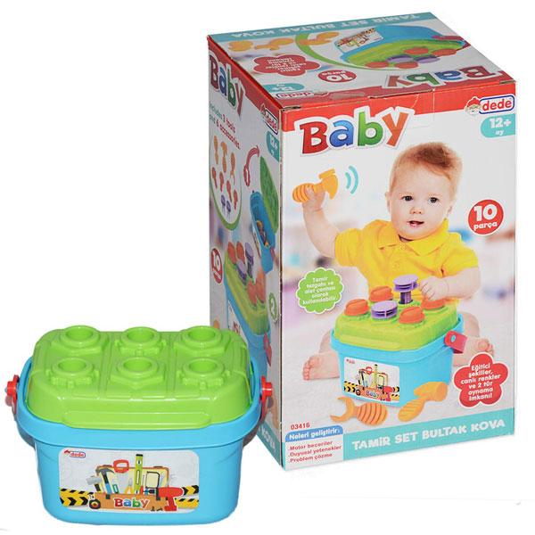 Didaktička kofica DEDE 034165 - ODDO igračke