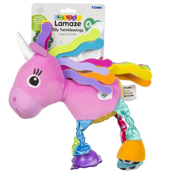 Jednorog Lamaze Tomy TM27561 - ODDO igračke