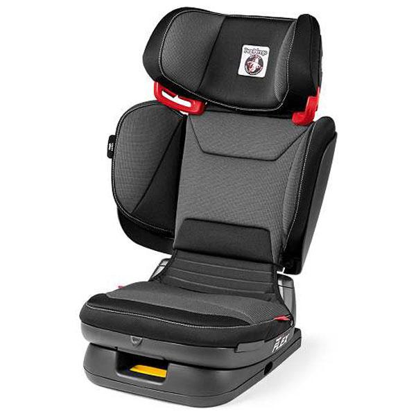 Auto Sedište za decu od 15-36kg Viaggio 2-3 Flex Crystal Black P3810051532 - ODDO igračke