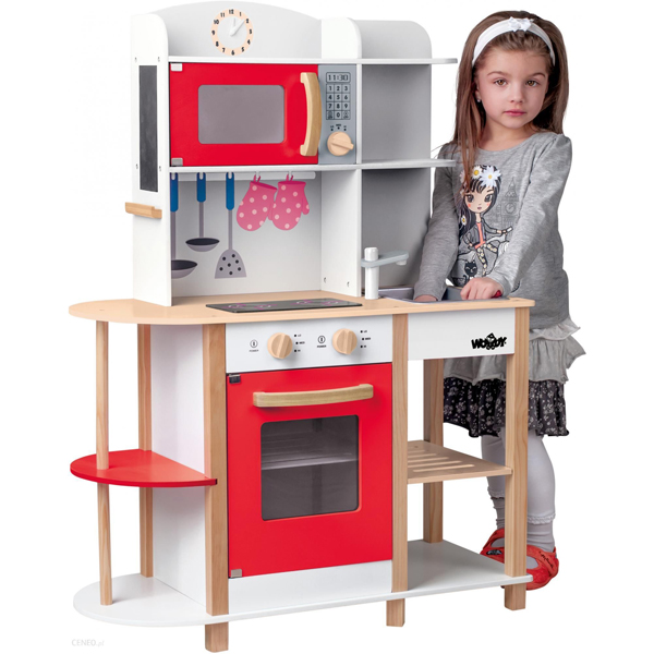 Woody kuhinja drvena Wendy 91705 - ODDO igračke