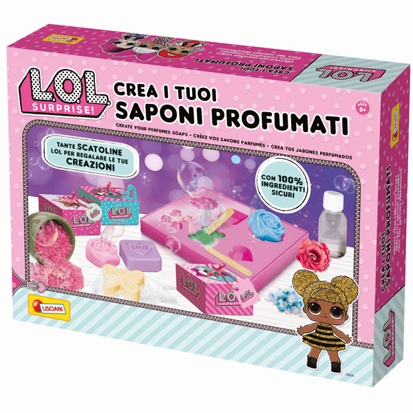 LOL Surprise radionica sapuna 69514 - ODDO igračke