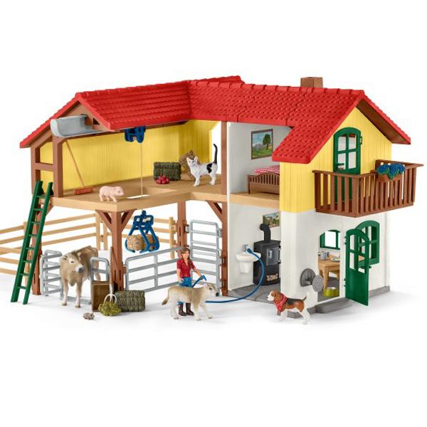 Schleich Velika farma 42407  - ODDO igračke
