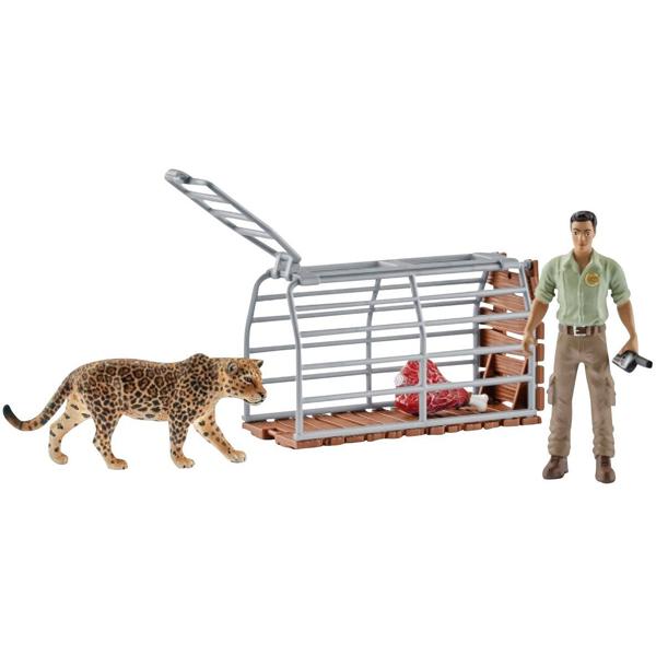 Schleich Zamka i rendžer 42427 - ODDO igračke