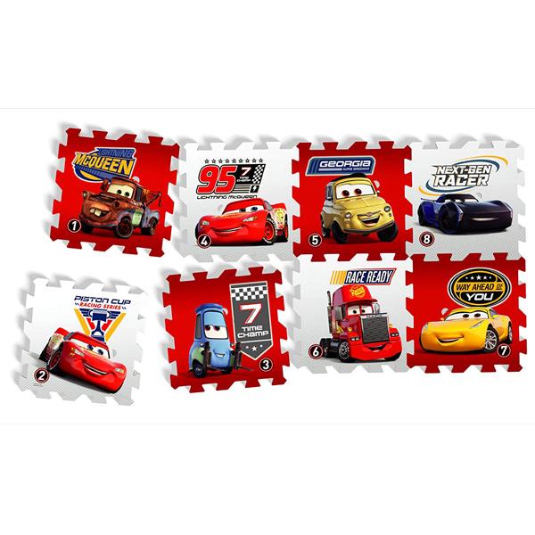 Mekane podne puzzle Knorr Cars 16 delova 21013 - ODDO igračke