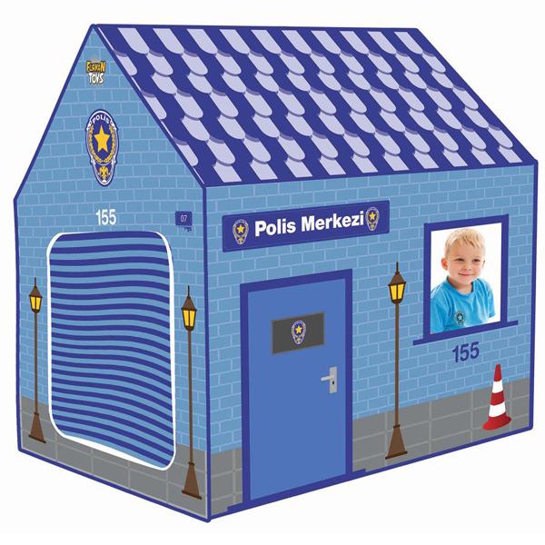 Šatori za decu Policijska stanica 757744 - ODDO igračke
