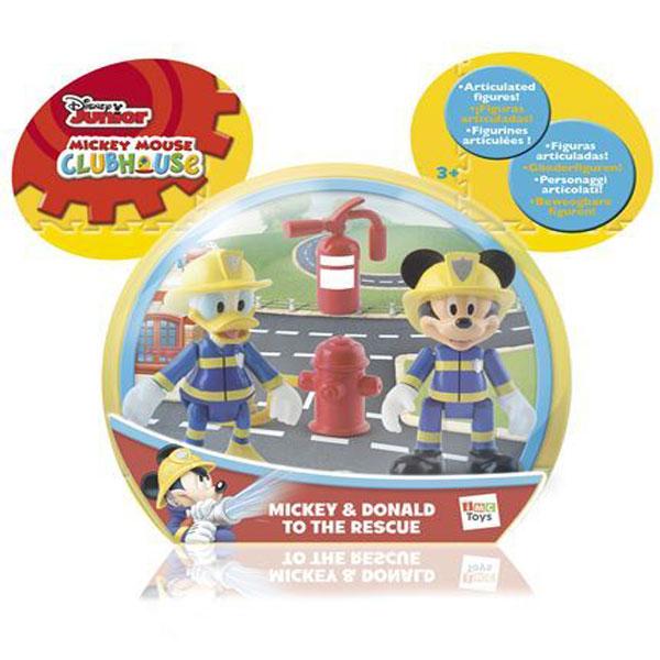 Miki i Paja vatrogasci IM181908 - ODDO igračke