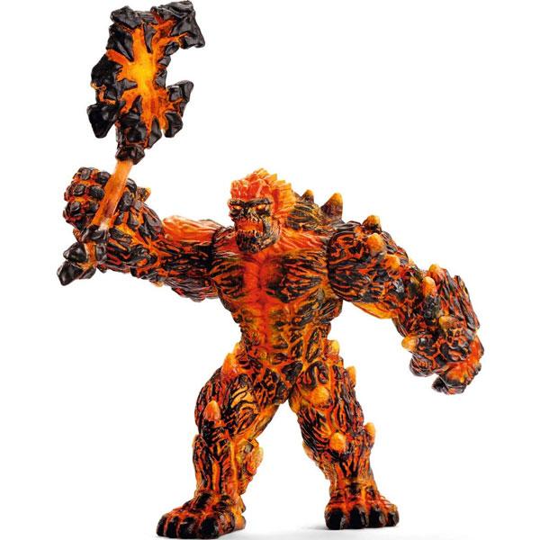 Schleich figura Čudovište od lave sa oružjem 42447 - ODDO igračke
