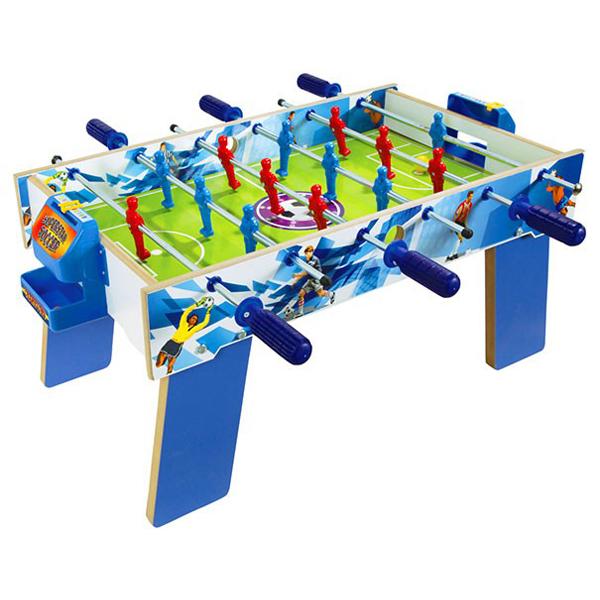 Fudbaski set stoni fudbal sa nogarima drveni 55x72x32cm Matrax 004042 - ODDO igračke