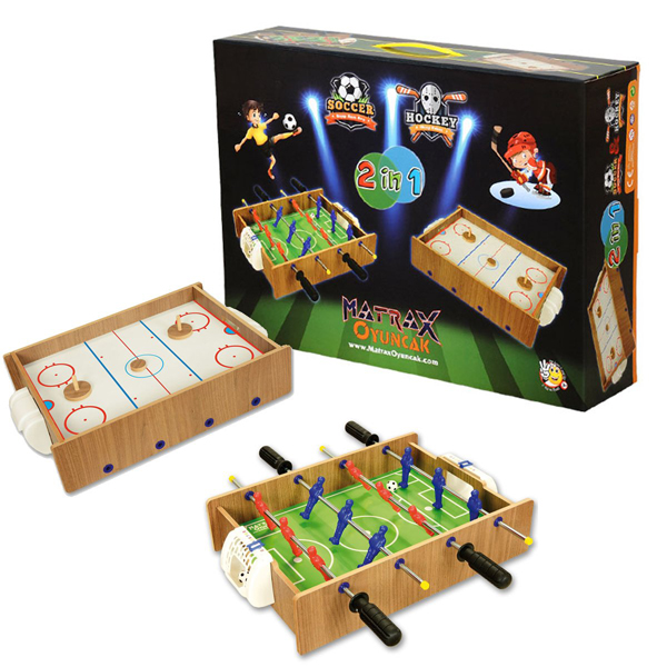 Fudbal/hokej set 2 u 1 Matrax 004127 - ODDO igračke