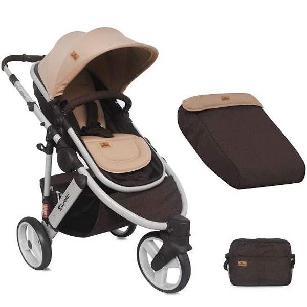 Kolica Calibra 3 Brown&Beige Bertoni 10020781739 - ODDO igračke