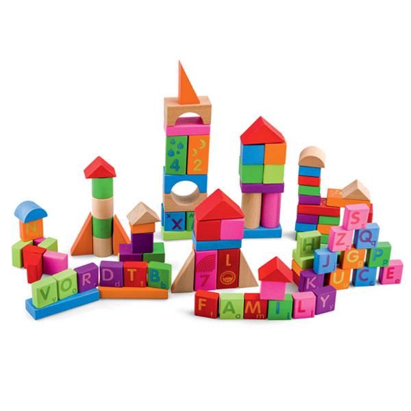 PINO Edukativne kocke, blokovi 8477 - ODDO igračke