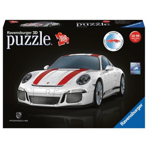 Ravensburger 3D puzzle (slagalice) 108pcs Porsche RA12528 - ODDO igračke