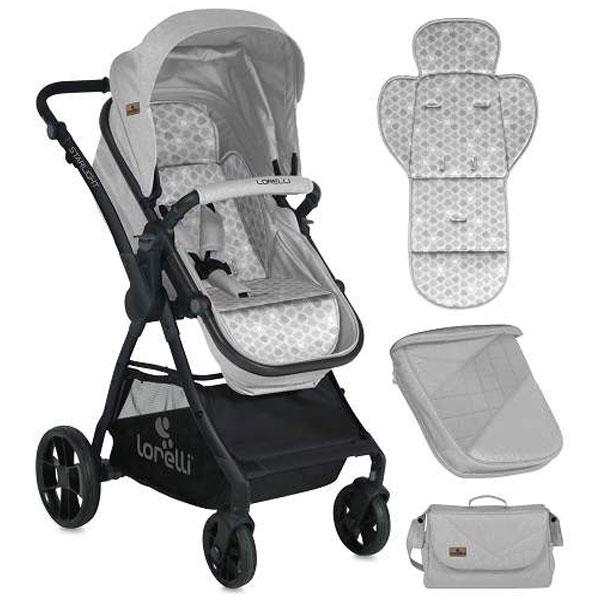 Kolica Starlight Grey Bertoni 10021221864 - ODDO igračke
