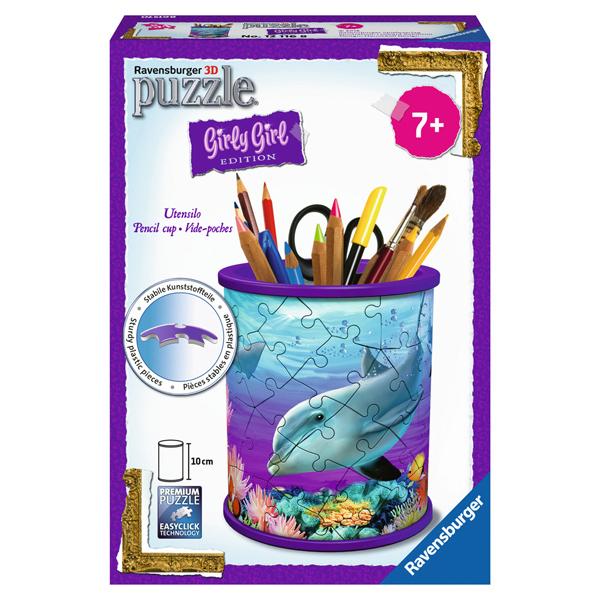 Ravensburger 3D puzzle (slagalice) - Kutija za olovke RA12116 - ODDO igračke