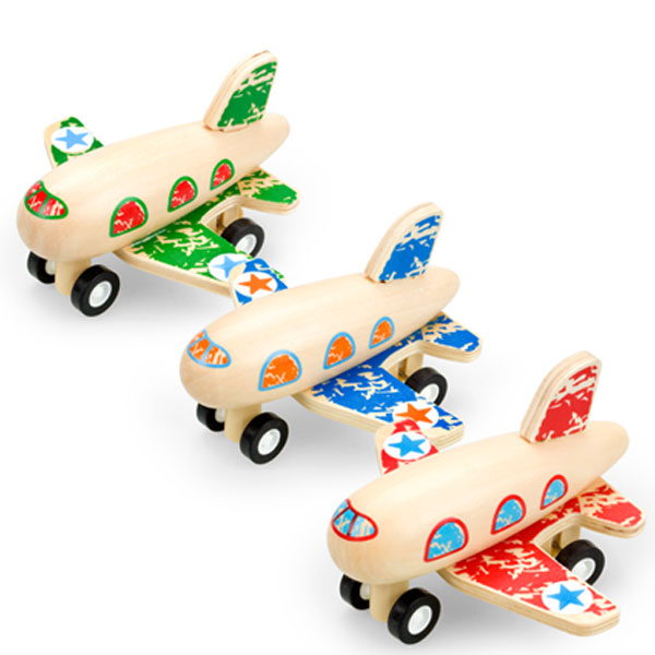 PINO Igračka na potez Avion 8484 - ODDO igračke