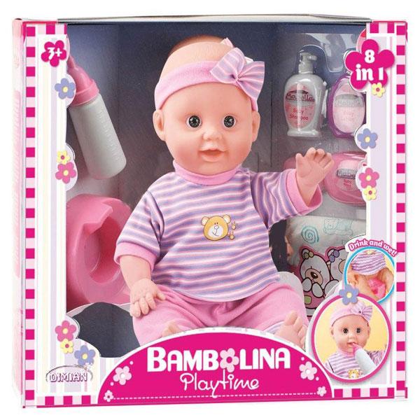 Beba Bambolina Dimian 36cm DI1404 - ODDO igračke