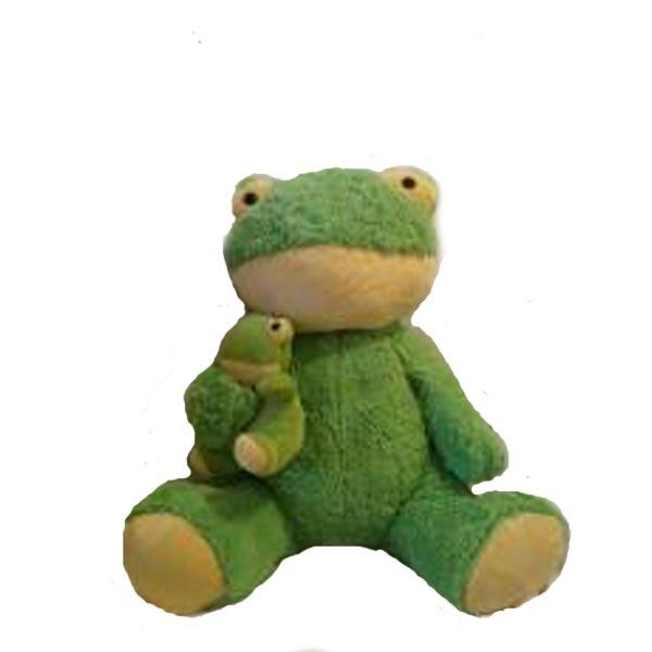 Pliš žaba 2u1 65cm 11/78360 - ODDO igračke
