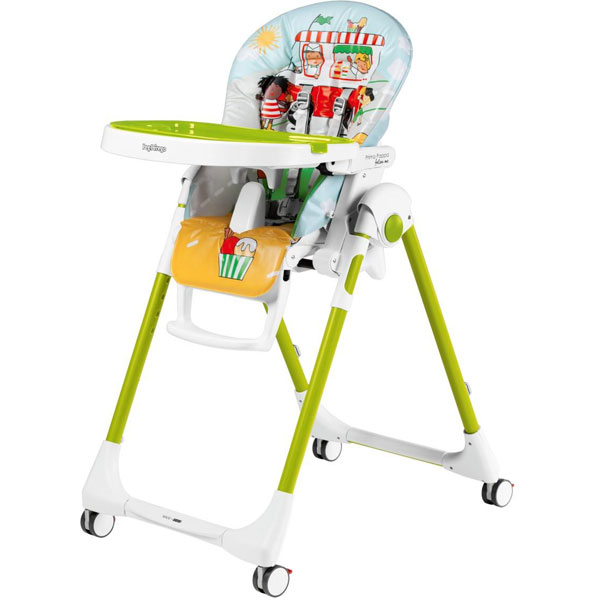 Stolica za hranjenje Prima Pappa Follow Me Gelato P3510041587 - ODDO igračke