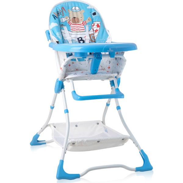 Stolica za hranjenje Bonbon Blue Sailor 10100311931 - ODDO igračke