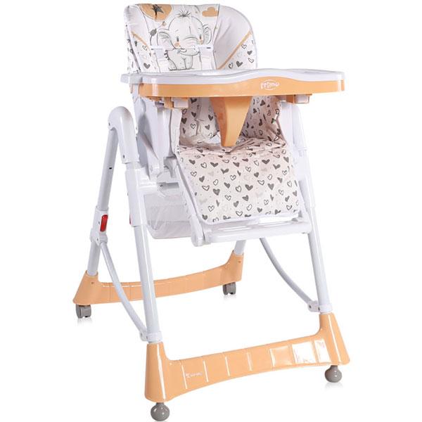 Stolica za hranjenje Primo Beige Elephant 2019 10100051918 - ODDO igračke