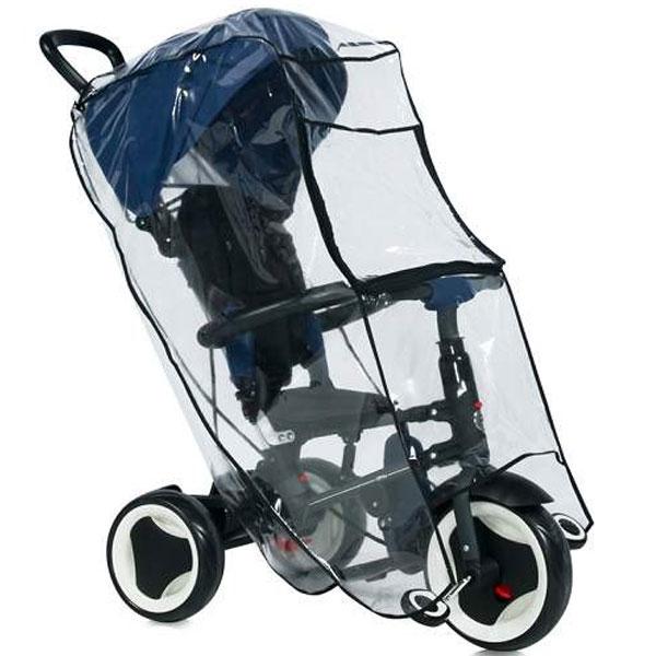 Kišna navlaka za tricikl Bertoni 20020140000 - ODDO igračke