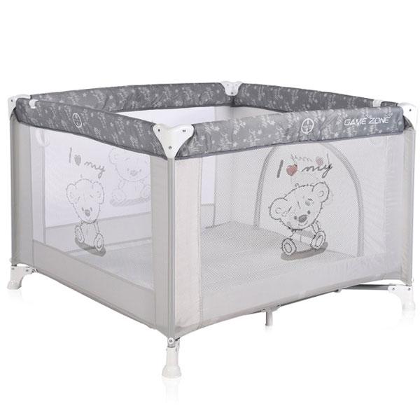 Ogradica Game Zone Grey My Teddy 10080141833 - ODDO igračke
