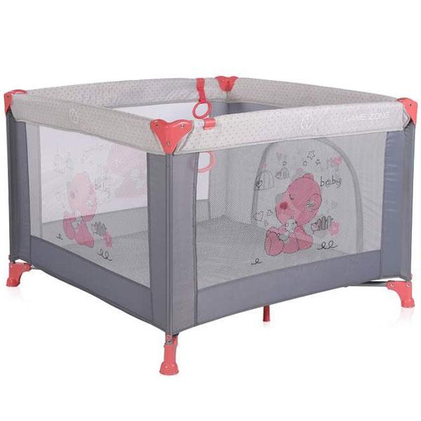 Ogradica Game Zone Pink&Grey My Baby 10080141878 - ODDO igračke