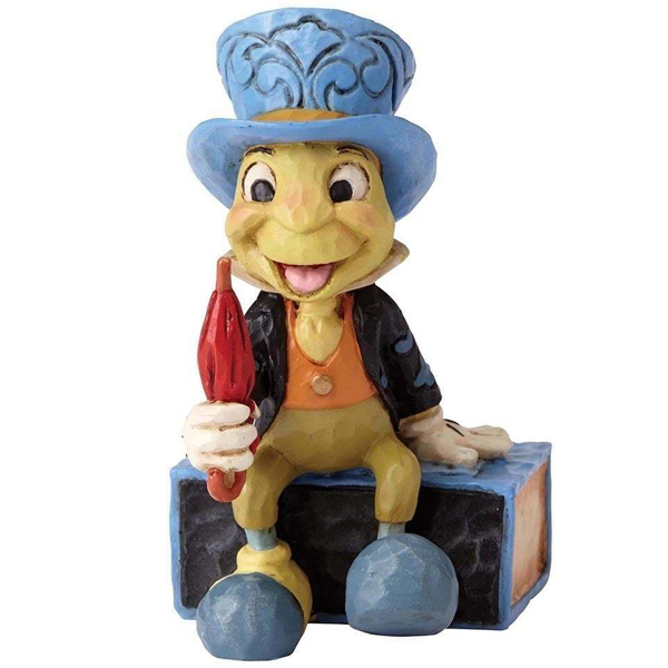 Jim Shore Jiminy Cricket Matchbox Mini Figure 4054286 - ODDO igračke