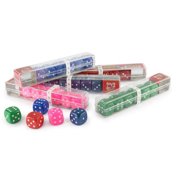 Kocke za jamb 6/1 plastična kutija 3950599 - ODDO igračke