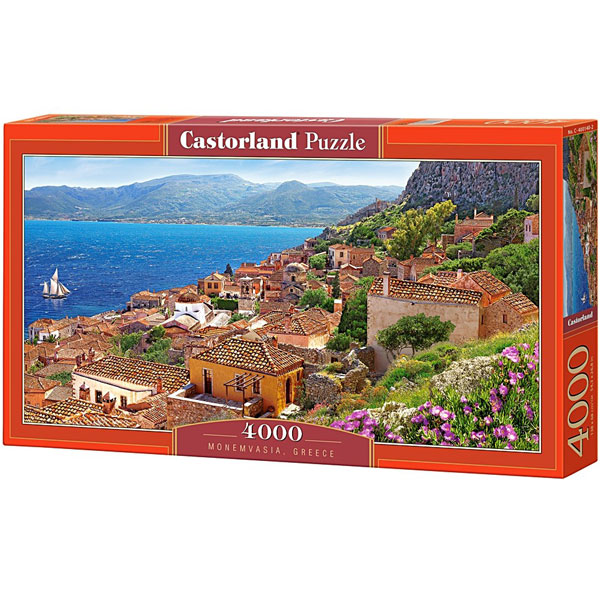Castorland puzzla 4000Pcs Monemvasia, Greece 400140 - ODDO igračke