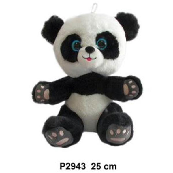 Pliš meda panda 25cm 142689 - ODDO igračke