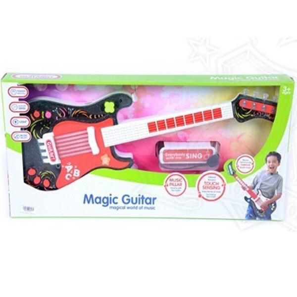 Gitara električna sa mikrofonom 283822 - ODDO igračke