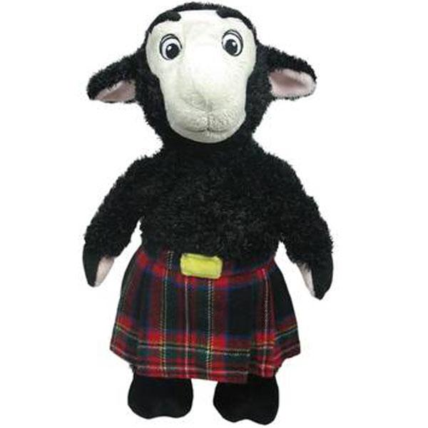 Plišana igračka ovca Blacky 30cm 103593 - ODDO igračke