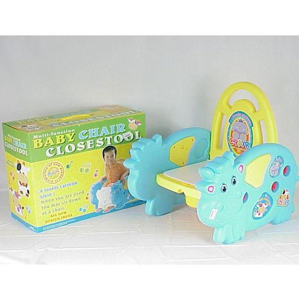 Noša i stolica muzička 532214 - ODDO igračke
