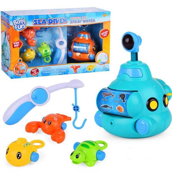 Igra pecanja sa podmornicom 805444 - ODDO igračke