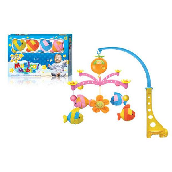 Muzička Vrteška za krevetac 385746 - ODDO igračke