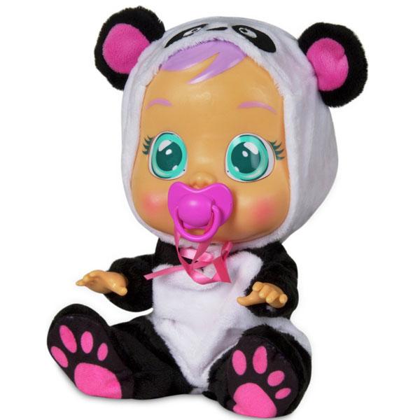 Lutke bebe Crybabies Plačljivica Pandy IM90170 - ODDO igračke