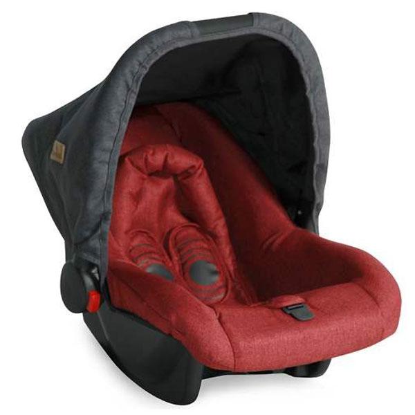 Auto sedište za decu od 0-10kg Bodyguard black&red 10070131800 - ODDO igračke