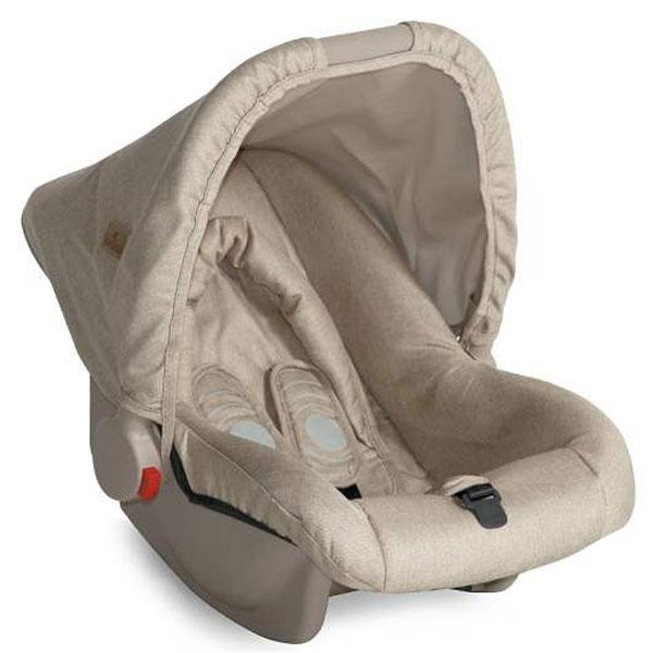 Auto sedište za decu od 0-10kg Bodyguard beige 10070131826 - ODDO igračke