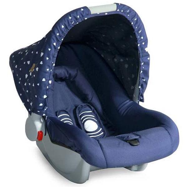 Auto sedište za decu od 0-10kg Bodyguard dark blue 10070131832 - ODDO igračke