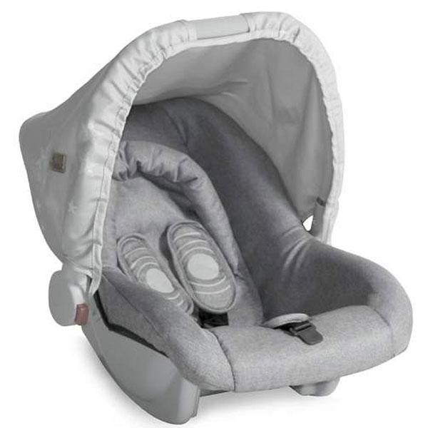 Auto sedište za decu od 0-10kg Bodyguard grey 10070131833 - ODDO igračke