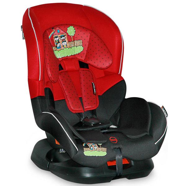 Auto Sedište za decu 0-18kg Concord red&black family 10070161856 - ODDO igračke