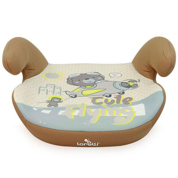 Auto sedište za decu od 15-36kg Teddy beige bear 10070751868 - ODDO igračke