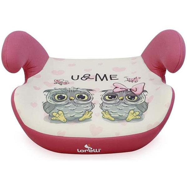 Auto sedište za decu od 15-36kg Teddy pink bear 10070751869 - ODDO igračke