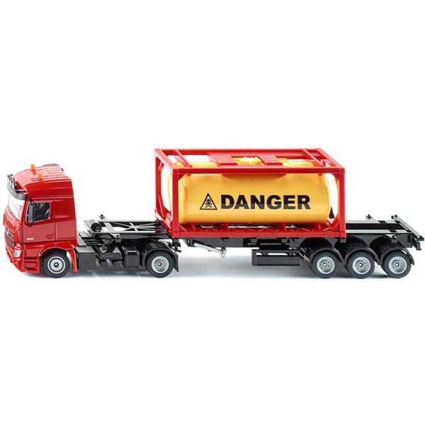 Siku Mercedes Benz kamion za prevoz goriva 3922 - ODDO igračke